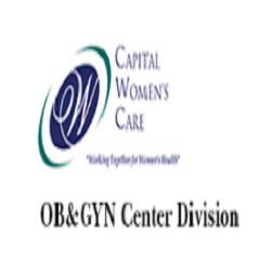 Capital Women's Care OB & GYN Center Division Logo