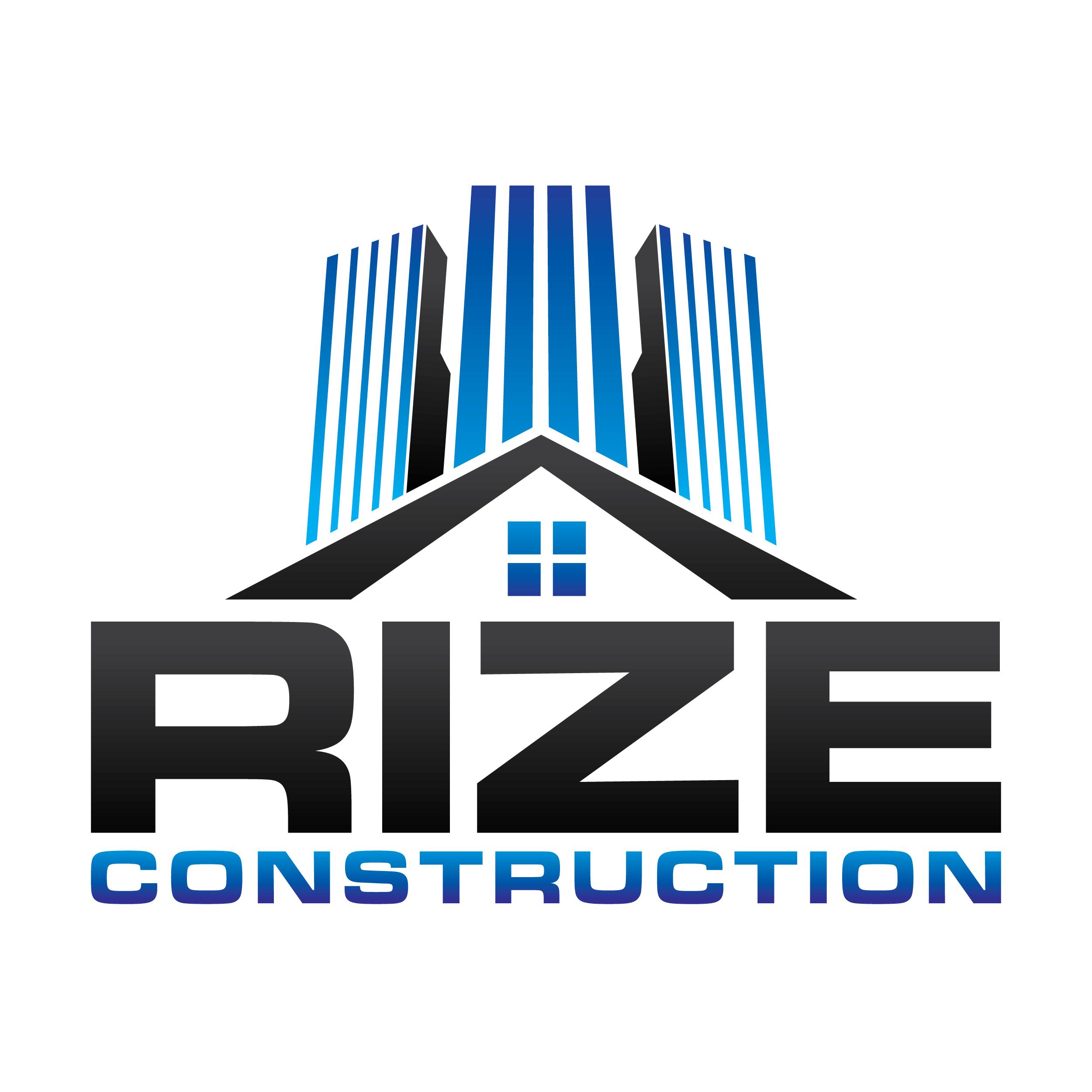 Rize Construction LLC Logo