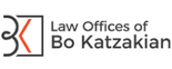 Law Offices of Bo Katzakian Logo