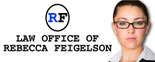 Law Office of Rebecca Feigelson Logo