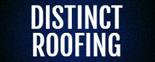 Distinct Roofing Logo