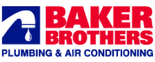 Baker Brothers Plumbing & Air Conditioning Logo