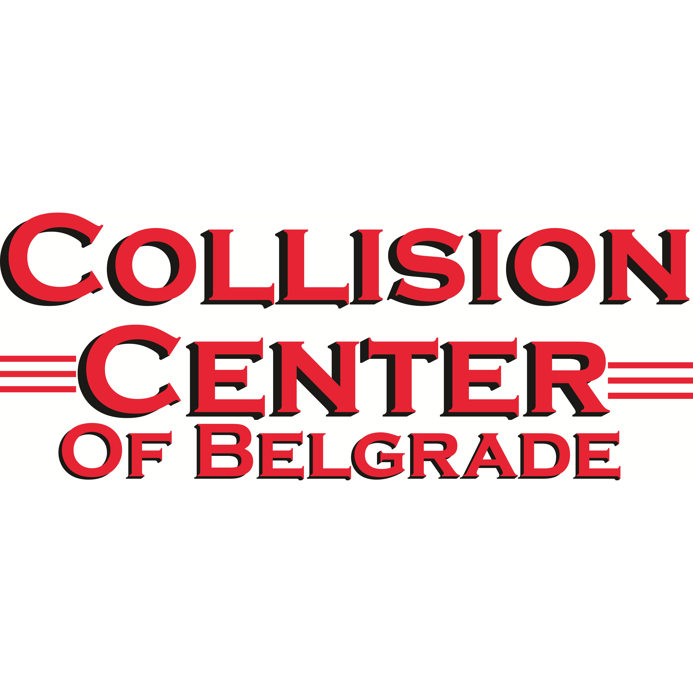 Collision Center of Belgrade Logo