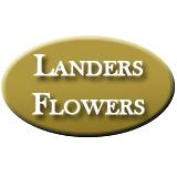 Landers Flowers Logo