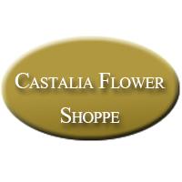 Castalia Flower Shoppe Logo