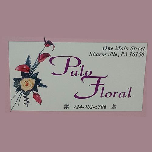 Palo Floral Shop Logo