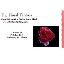 The Floral Fantasy Logo