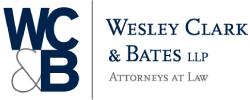 Wesley clark bates, llp logo