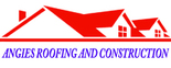 Angies Roofing and Construction Logo