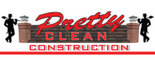 Pretty Clean Construction Logo