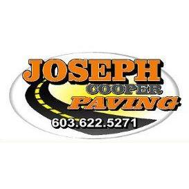 Joseph Cooper Paving Logo