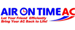 Air On Time AC & Heating Logo