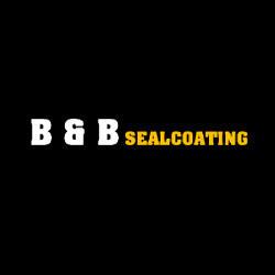 B & B Sealcoating Logo
