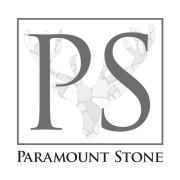 Paramount Stone Inc Logo