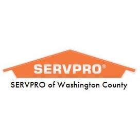 Servpro Of Washington County Logo