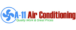 A-11 Air Conditioning Logo