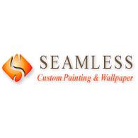 Seamless Painting Logo