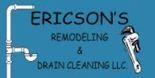 Ericson's Remodeling & Drain Cleaning LLC Logo
