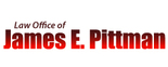 Law Office of James E. Pittman Logo