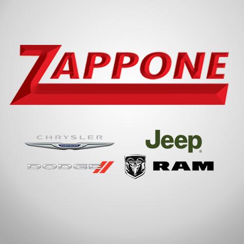 Zappone Chrysler Jeep Dodge RAM Clifton Park Logo