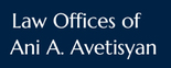 Law Offices of Ani A Avetisyan Logo