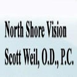 North Shore Vision Services Logo