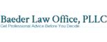 Baeder Law Office, PLLC Logo