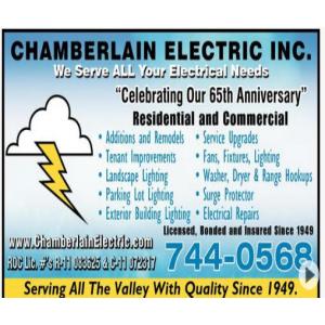 Chamberlain Electric Inc Logo