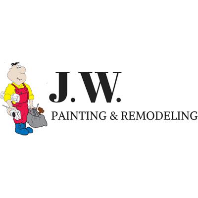 J.W. Painting & Remodeling Logo