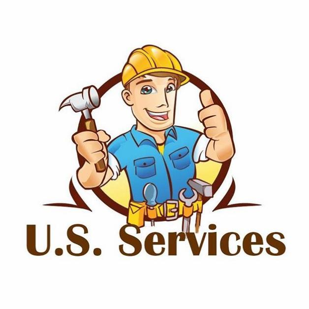 U.S. Services General Contractor Logo