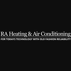R A Heating & Air Conditioning Inc Logo