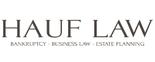 Hauf Law Logo