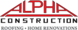 Alpha Construction Co. LLC Logo