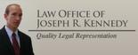 Law Office of Joseph R. Kennedy Logo