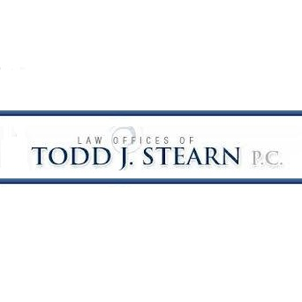 Law Offices of Todd J. Stearn, P.C. Logo