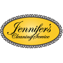 Jennifer's Cleaning Svc - House Cleaning Logo
