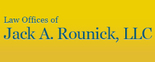 Law Offices of Jack A. Rounick, LLC Logo