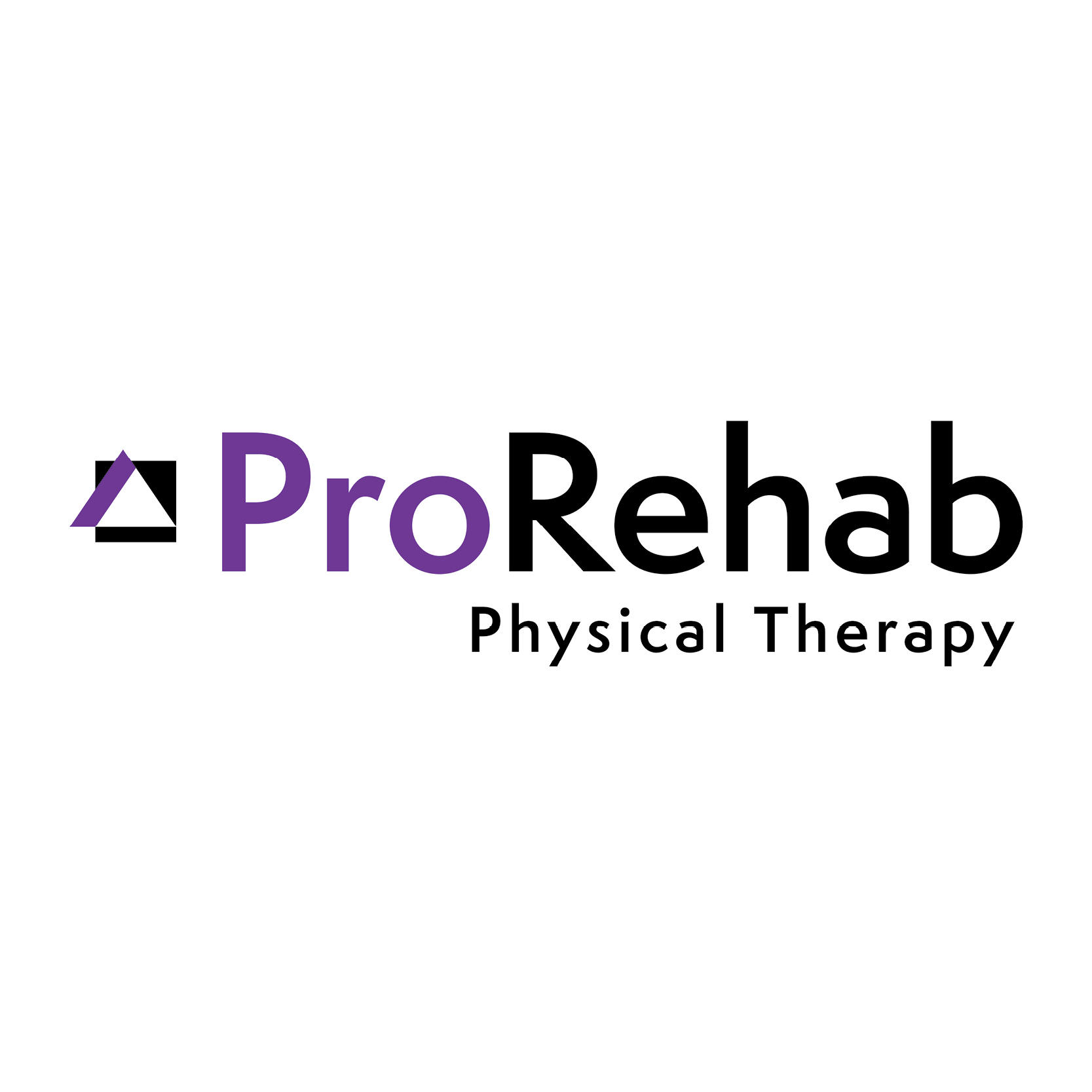 ProRehab Physical Therapy Logo