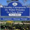 Dr. Chris Wider - Priestley Chiropractic - 289066 Logo