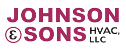 Johnson sons hvac logo