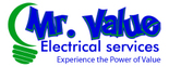 Mr. Value Electrical Services Logo