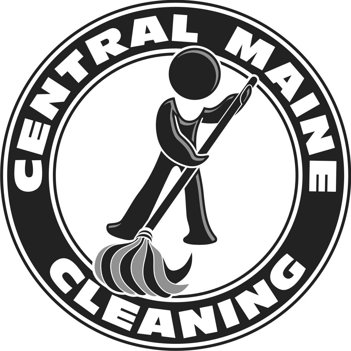 Central Maine Cleaning Inc Logo