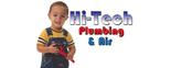 Hi-Tech Plumbing & Air Logo