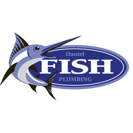 Daniel Fish Plumbing Logo