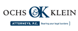 Ochs & Klein Attorneys, P.C. Logo