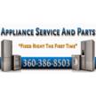 Appliance Services & Parts - 259151 Logo
