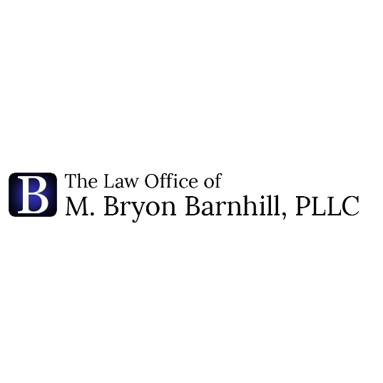 The Law Office of M. Bryon Barnhill Logo
