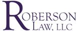 Roberson Law, LLC Logo