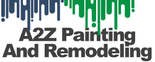 A2Z Painting & Remodeling Logo