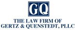 The Law Firm of Gertz & Quenstedt, PLLC Logo